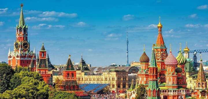 moscow population